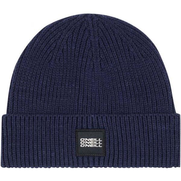 O'Neill BM BOUNCER BEANIE tmavě modrá 0 - Pánská zimní čepice