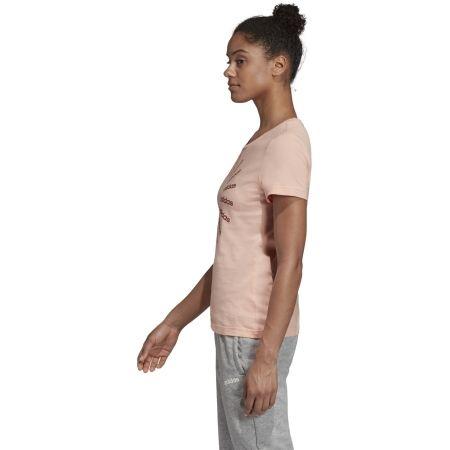 Dámske tričko - adidas CRCLD T 1 - 6