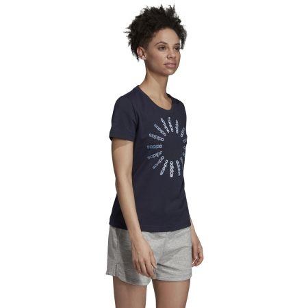 Dámské tričko - adidas CRCLD T 1 - 5