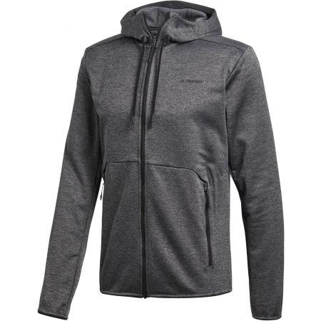Мъжко яке - adidas CTC HO FL JKT - 1