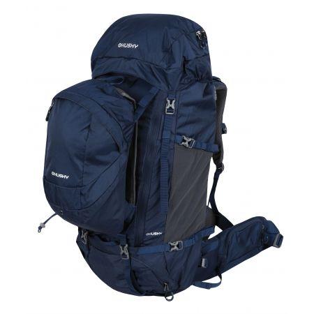 Expedičný batoh - Husky RAVEL 60+10 - 1