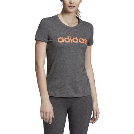 Women's T-shirt - adidas E LIN SLIM TEE - 3