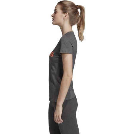 Women's T-shirt - adidas E LIN SLIM TEE - 6