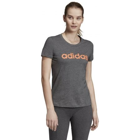 Women's T-shirt - adidas E LIN SLIM TEE - 4
