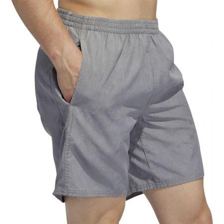 Мъжки къси панталони за бягане - adidas SATURDAY SHORT - 7