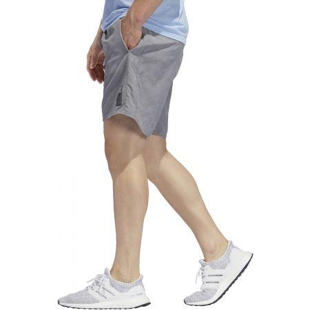 Мъжки къси панталони за бягане - adidas SATURDAY SHORT - 5