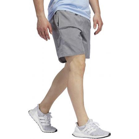 Мъжки къси панталони за бягане - adidas SATURDAY SHORT - 4
