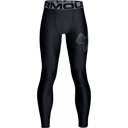 Chlapecké legíny - Under Armour HEATGEAR LEGGING - 1