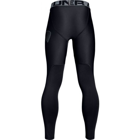 Chlapecké legíny - Under Armour HEATGEAR LEGGING - 2