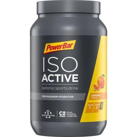 Sportovní nápoj - Powerbar ISOACTIVE SPORTS DRINK ORANGE