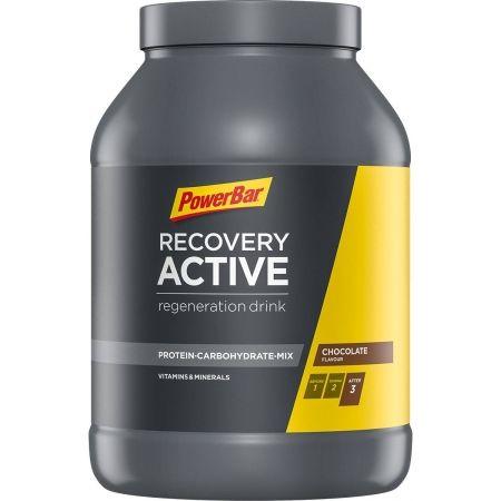 Proteinový nápoj - Powerbar RECOVERY ACTIVE CHOCOLATE
