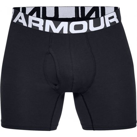 Pánské boxerky - Under Armour CHARGED COTTON 6IN 3 PACK - 2