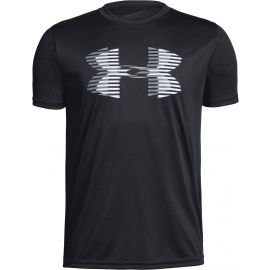 Under Armour TECH BIG LOGO SOLID TEE - Chlapčenské tričko