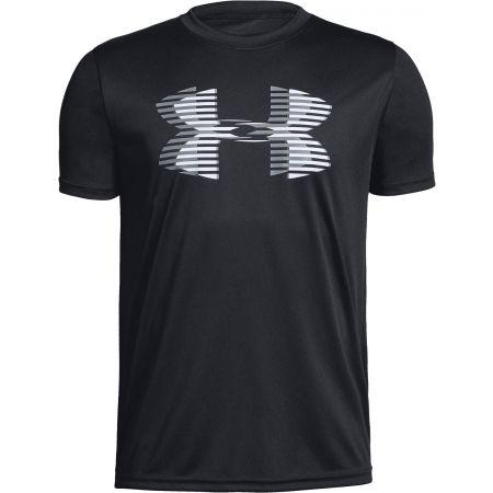 Under Armour TECH BIG LOGO SOLID TEE - Chlapčenské tričko