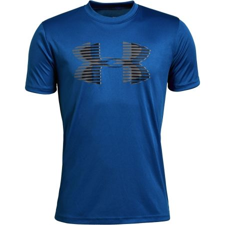 Under Armour TECH BIG LOGO SOLID TEE - Boys' T-shirt