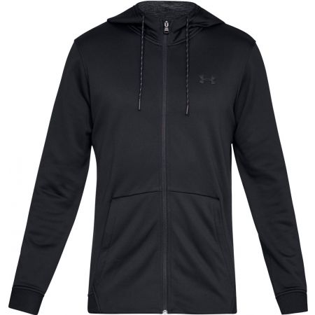 Under Armour FLEECE FZ HOODIE - Мъжки суитшърт