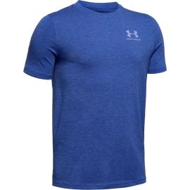 Under Armour EU COTTON SHORT SLEEVE - Chlapčenské tričko