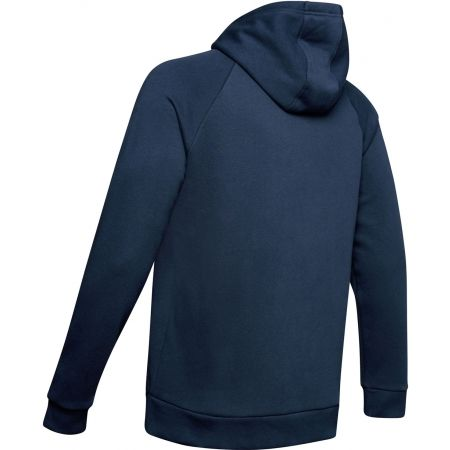 Pánska mikina - Under Armour RIVAL FLEECE SPORTSTYLE LOGO HOODIE - 2