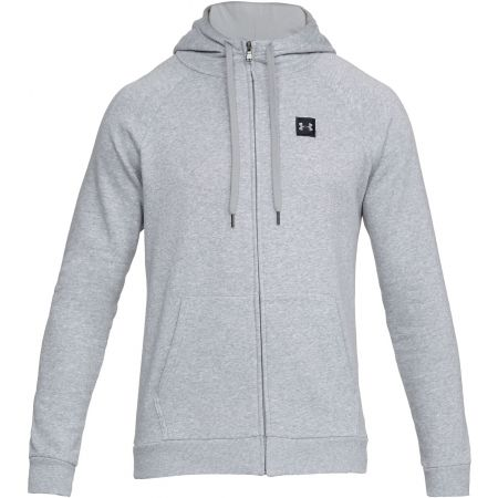 Under Armour RIVAL FLEECE FZ HOODIE - Мъжки суитшърт