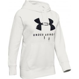 Under Armour RIVAL FLEECE SPORTSTYLE GRAPHIC HOODIE - Hanorac damă