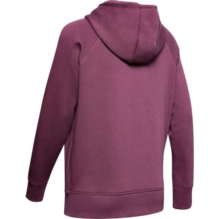 Dámská mikina - Under Armour RIVAL FLEECE SPORTSTYLE LC SLEEVE GRAPHI - 2