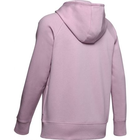 Dámska mikina - Under Armour RIVAL FLEECE SPORTSTYLE LC SLEEVE GRAPHI - 2