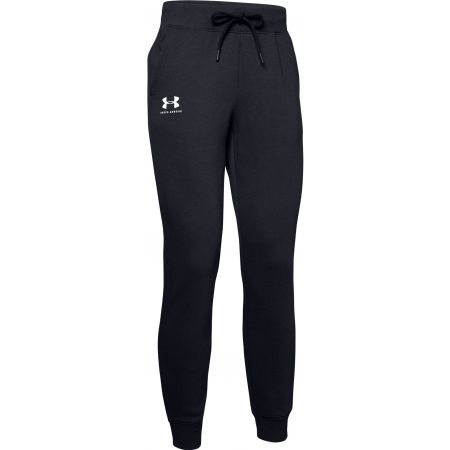 Under Armour RIVAL FLEECE SPORTSTYLE GRAPHIC PANT - Дамско спортно долнище
