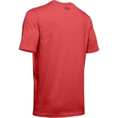 Мъжка тениска - Under Armour SPORTSTYLE LEFT CHEST SS - 2