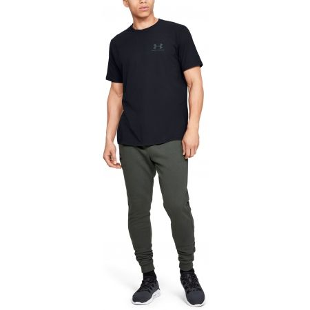 Pánské tričko - Under Armour SPORTSTYLE LC BACK TEE - 3