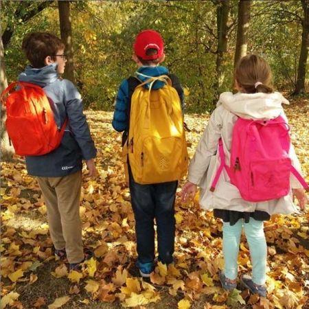 Stylish backpack - 2117 STEVIK 20 - 8