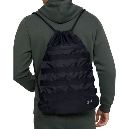 Worek sportowy - Under Armour SPORTSTYLE SACKPACK - 4