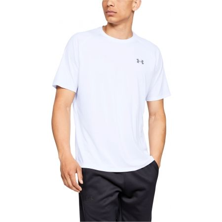 Pánske tričko - Under Armour TECH 2.0 SS TEE - 4