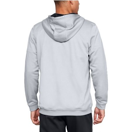 Pánska mikina - Under Armour FLEECE FZ HOODIE - 5