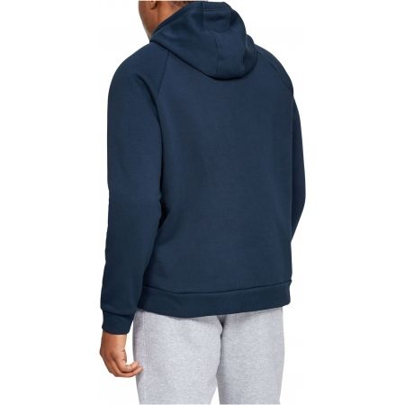 Pánska mikina - Under Armour RIVAL FLEECE SPORTSTYLE LOGO HOODIE - 6