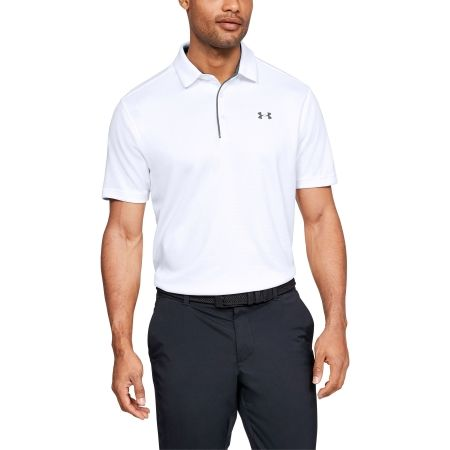 Pánske tričko Polo - Under Armour TECH POLO - 4