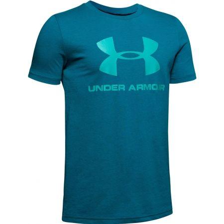 Under Armour SPORTSTYLE LOGO SS - Chlapčenské tričko