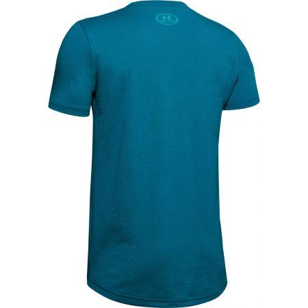 Chlapčenské tričko - Under Armour SPORTSTYLE LOGO SS - 2