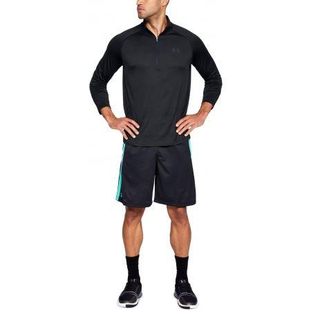 Pánske tričko s dlhým rukávom - Under Armour TECH 2.0 1/2 ZIP - 3