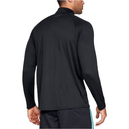 Pánske tričko s dlhým rukávom - Under Armour TECH 2.0 1/2 ZIP - 5