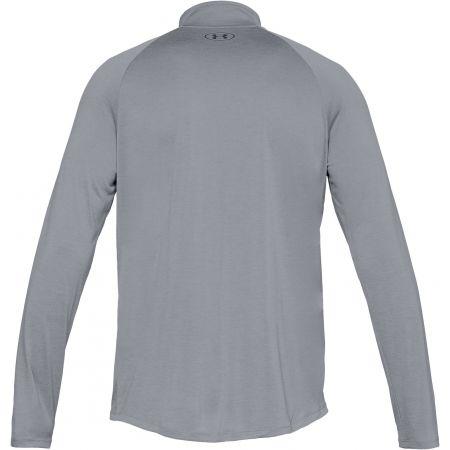 Pánské triko s dlouhým rukávem - Under Armour TECH 2.0 1/2 ZIP - 2