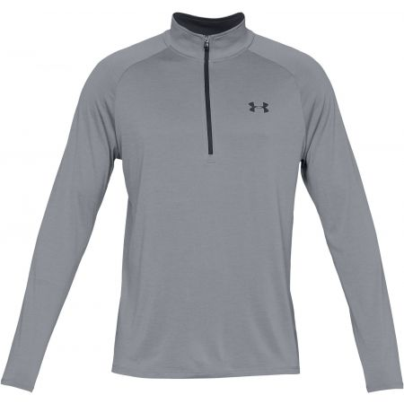 Under Armour TECH 2.0 1/2 ZIP - Men's long sleeve T-shirt