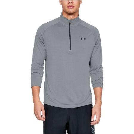 Pánske tričko s dlhým rukávom - Under Armour TECH 2.0 1/2 ZIP - 4