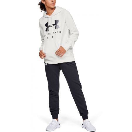 Дамски суитшърт - Under Armour RIVAL FLEECE SPORTSTYLE GRAPHIC HOODIE - 3