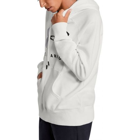 Дамски суитшърт - Under Armour RIVAL FLEECE SPORTSTYLE GRAPHIC HOODIE - 5