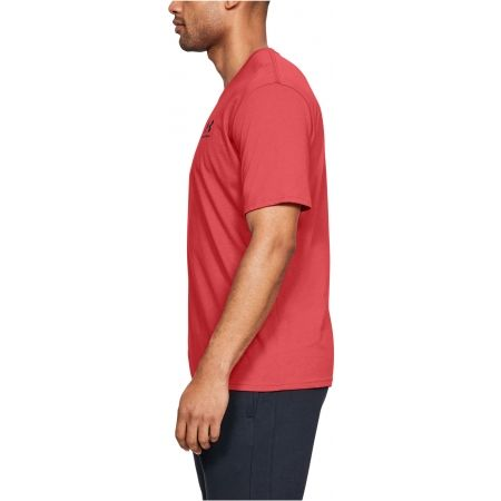 Мъжка тениска - Under Armour SPORTSTYLE LEFT CHEST SS - 5