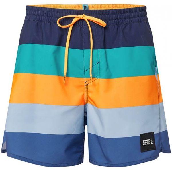O'Neill PM VERT-HORIZON SHORTS  L - Pánské šortky do vody