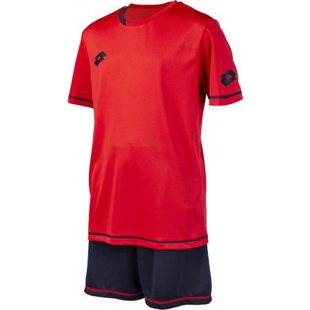 Costum de fotbal băieți - Lotto KIT SIGMA EVO SS JR - 2