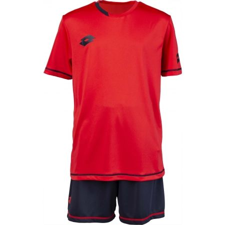 Lotto KIT SIGMA EVO SS JR - Costum de fotbal băieți
