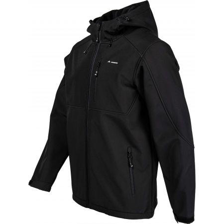 Pánská softshellová bunda - Crossroad PALMER - 2