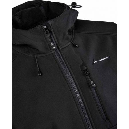 Pánská softshellová bunda - Crossroad PALMER - 4